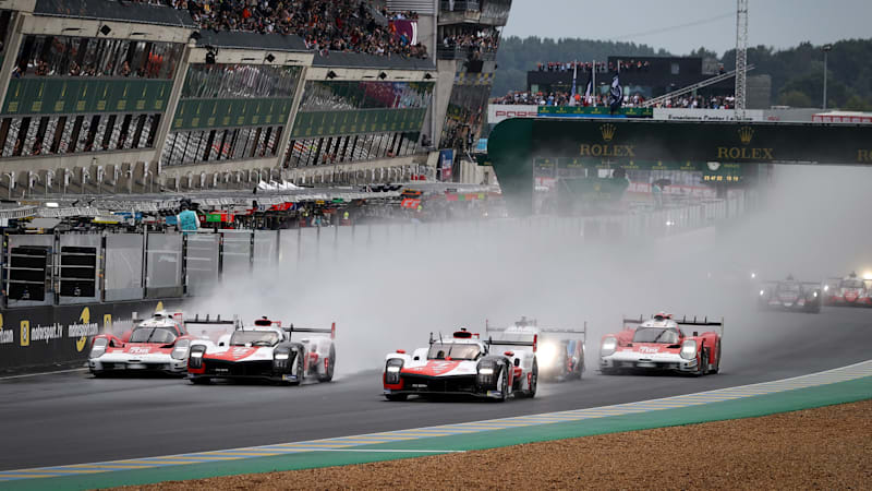 Next year's 24 Hours of Le Mans race cars will run on wine dregs