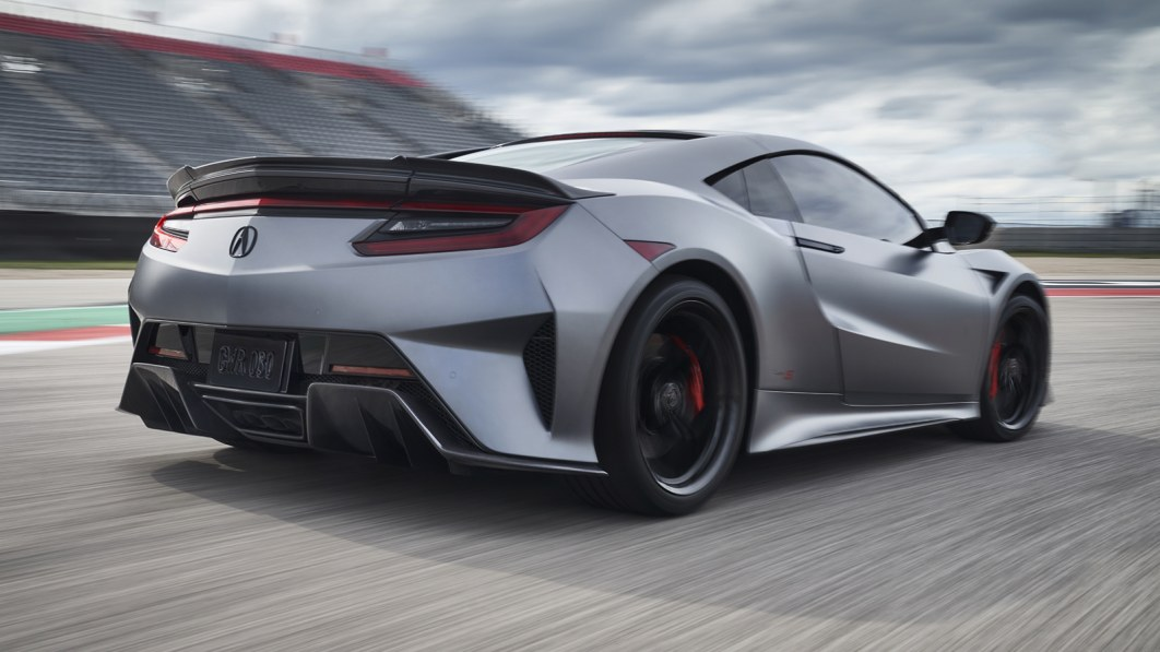 Acura sold all 300 of the NSX Type S, reportedly in 24 hours