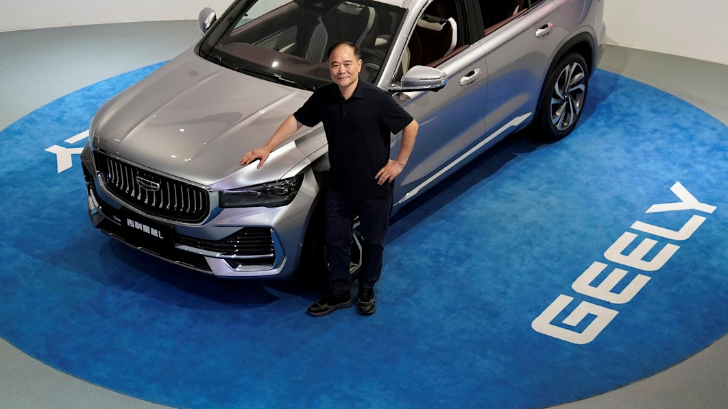How the Chinese tycoon driving Volvo plans to tackle Tesla